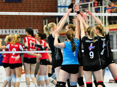 Volleyball - SV Bad Laer vs. VfL Oythe