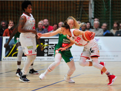 Basketball |  58:78 - Panthers unterliegen Keltern