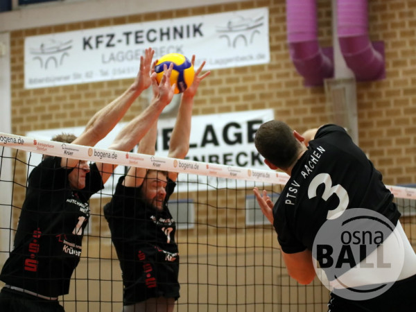 Tebu Volleys 3 1 PTSV Aachen  35