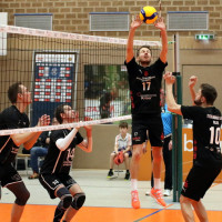 Tebu Volleys 3 1 PTSV Aachen  48