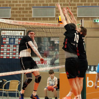 Tebu Volleys 3 1 PTSV Aachen  49