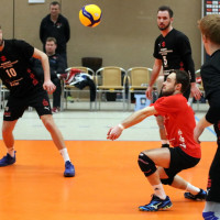 Tebu Volleys 3 1 PTSV Aachen  50