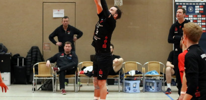 Tebu Volleys 3 1 PTSV Aachen  55