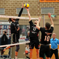 Tebu Volleys 3 1 PTSV Aachen  56