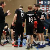 Tebu Volleys 3 1 PTSV Aachen  57