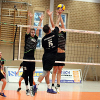 Tebu Volleys 2 3 TVA Huerth  21