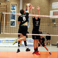 Tebu Volleys 2 3 TVA Huerth  36