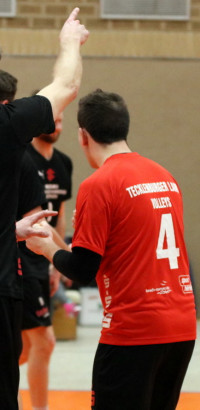 Tebu Volleys 2 3 TVA Huerth  44